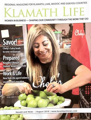 Klamath Life cover