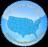 Women Speakers badge 2